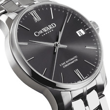 NIB Christopher Ward C9 5 Days Automatic, COSC, 40mm, Swiss Made, 10+ Pics