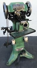 Landis 12 Model F Shoe Boot Stitcher Repair Machine Cobbler Boot Sewing