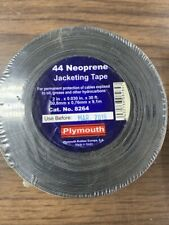 "PLYMOUTH 8264 2""X.030""X30 FEET 44 NEOPRENE JACKETING TAPE   B172"