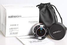 Walimex pro 7,5/3,5 Fisheye CSC MFT Olympus/Panasonic