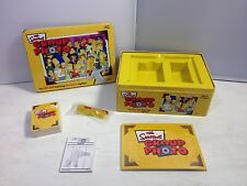 The Simpsons Group Photo Card Game,USAopoly, Tin case, Homer, Bart, Lisa -New