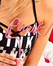 """Victoria's Secret VS PINK Nation Exclusive Novelty Drink Straw """"Limited Edition"""""""