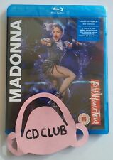 Madonna - Rebel Heart Tour Blu ray (nuovo album/disco) Live at Sidney