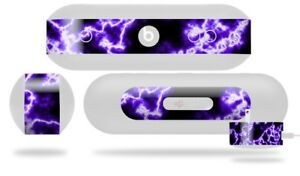 Skin for Beats Pill Plus Electrify Purple Decal Wrap