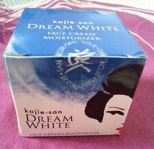6PACK @ 30gr Kojie San Dream White Face Cream Moisturizer