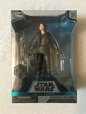 NIB Disney Elite Series Star Wars Sergeant Jyn Erso Premium Action Figure
