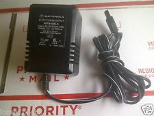 Motorola Nrn4987A Power Supply for Minitor Ii Iii Iv Amplified Battery Charger