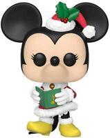 Funko - POP Disney: Holiday - Minnie Brand New In Box
