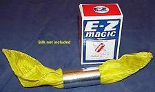 Silk Vanishing Tube vintage 1980s EZ Magic collect it or perform it TMGS