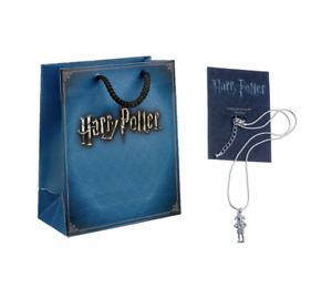 Official Harry Potter Dobby The House Elf Pendant Necklace with Gift Bag