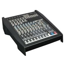 DAP Audio gig-1000cfx 12 Canal Power Mixer incl. 1000W Amplifier With Seals