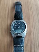 Slightly used Casio Fishing Gear Watch 3768 AMW-700, men's wristwatch