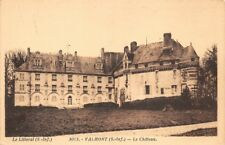 VALMONT le château
