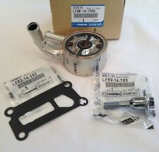 Genuine Mazda Updated Oil Cooler Kit Mazda 3 5 6 Cx-7 Lf6W-14-700A & Hardware