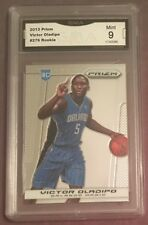 2013-14 Panini Prizm VICTOR OLADIPO #276 Rookie RC GMA 9 Mint! Indiana Pacers 🔥