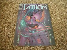 Michael Turner's FATHOM # 2 (1998) Image Top Cow VF/NM