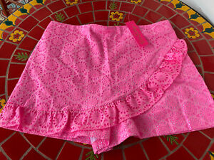 WOMEN'S NEW WITH TAGS LILLY PULITZER SKORT - SIZE 16