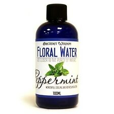 Peppermint Flower Water - Essential Water - Refreshing Toning Conditioning