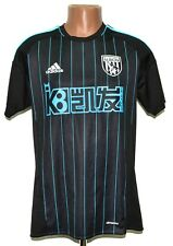 WEST BROMWICH ALBION 2016/2017 AWAY FOOTBALL SHIRT JERSEY ADIDAS SIZE M ADULT