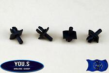 5 x Kühlergrill Befestigungs Clip Spreiznieten für VW Caddy I T3- 171853695A