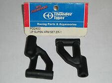 Thunder Tiger RC Car Parts & Accessories PD2400 Upper Suspension Arm Set ER-1