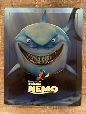 Finding Nemo Uk Steelbook Oop Rare