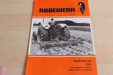 144470) rabewerk cultivadora cac folleto 05/1977