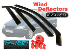 OPEL VAUXHALL ZAFIRA  A 1999 - 2005  Wind deflectors 4.pc  HEKO   25340