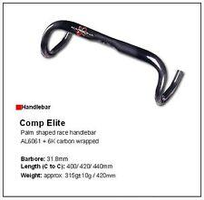 Karbona Comp Elite Alloy Carbon Ergo Road Handlebar 40