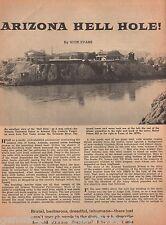 History Of An Arizona Hell Hole - The Yuma Prison -Benham,Neahr,Padillo,Polhamus