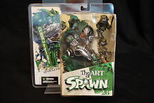 The Art of Spawn - Series 26 - Curse 2 - The Spawn Bible - McFarlane Toys
