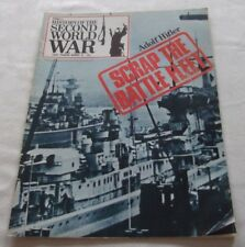 A PURNELL'S HISTORY OF THE SECOND WORLD WAR MAGAZINE - No. 43