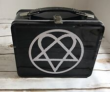 HIM Heartagram retro metal lunchbox Only Hot Topic discontinued