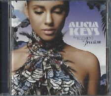 ALICIA KEYS / THE ELEMENT OF FREEDOM * NEW CD 2009 * NEU *
