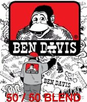 Ben Davis Work Pants Original Ben's 50/50 Blend Heavy Weight Twill