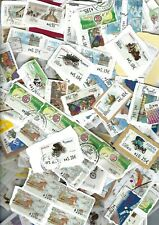 170g of Spain ATM - Automatic machine labels postage stamps all on paper