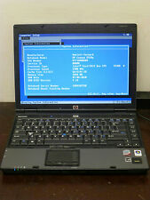 "HP Compaq 6910B Laptop 14.1"" Screen Intel Core 2 Duo T9300 2GB RAM Gray Notebook"