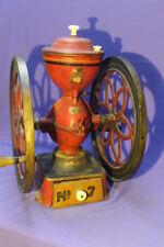 Kaffeemühle Enterpriss Handrad Philadelphia USA moulin a cafe coffee grinder