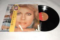 Olivia Newton-John Greatest Hits LP Vinyl Record with Obi Rare