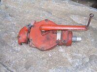 Gasboy Model 1230 C Rotary Hand Pump Fuel Gas Transfer Pump