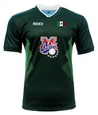 Jersey Mexico Sultanes de Monterrey 100% Polyester_Made in Mexico