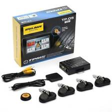 Steelmate Real Time Car TPMS Tire Tyre Pressure Remote Monitor System