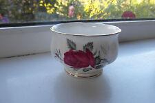 Royal Albert Sweet Romance Sugar Bowl Small Size Bone China 1st Quality