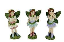 Fairy Garden Mini - Sparkle Standing Fairies - Set of 3