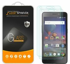 2 Pack ZTE Maven 2 Tempered Glass Screen Protector Anti-Scratch Anti-Fingerprint