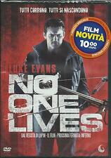 No one lives (2016) DVD