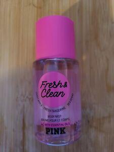 Victoria Secret PINK Body Mist 2.5 fl oz Fresh & Clean
