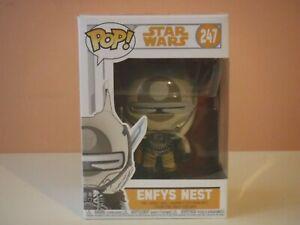 FUNKO POP! STAR WARS - ENFYS NEST #247