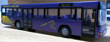 Conrad Bus MAN NÜ 263 Werbemodell MAN 1/50