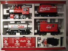 "LGB 72428  "" Coca Cola  Zugset """